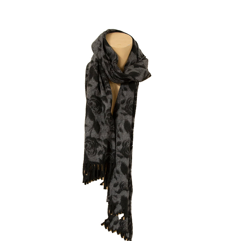 Cejon Winter Scarf Assorted Texture & Color