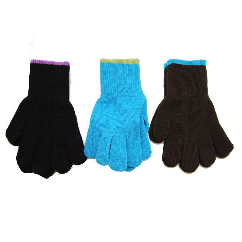 As Seen on TV Flipeez Magic Gloves (Assorted Colors) - 3pk