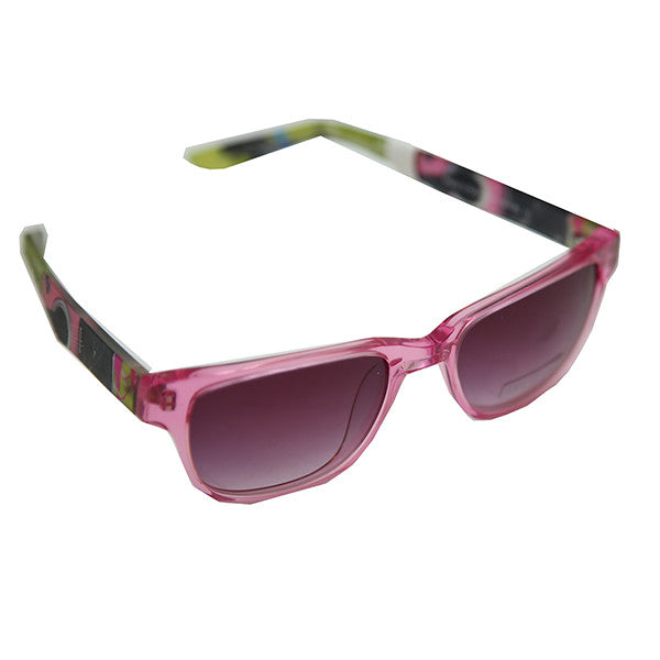 Girl's New Wave Sunglasses (Pink)