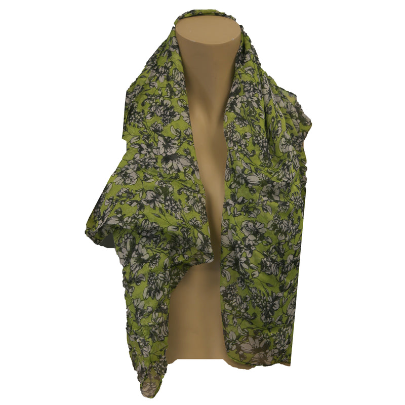 Cejon - Light Weight Scarf Wild Flair Assorted Colors & Styles
