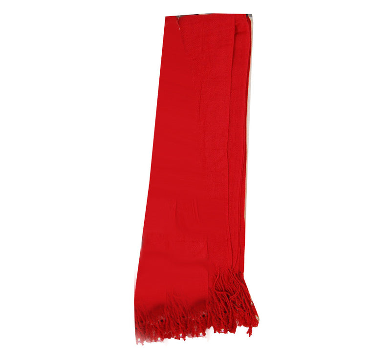Women's Scarves (Red) - case pack 102