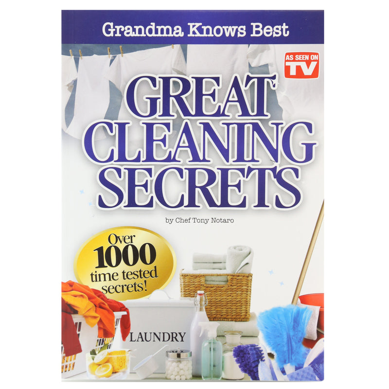As Seen on TV Great Cleaning Secrets - Over 1000 Time-Tested Secrets