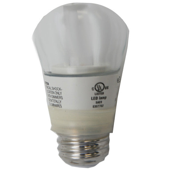 P45 LED Bulbs E26 Socket 75lm 2400k