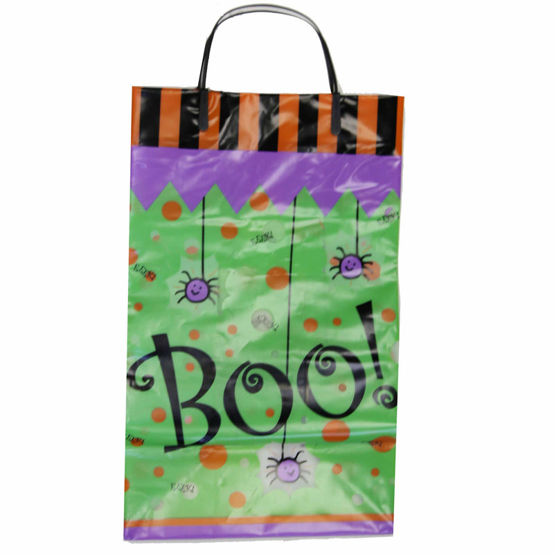 Halloween Gift Bag - Boo Eeek Spiders