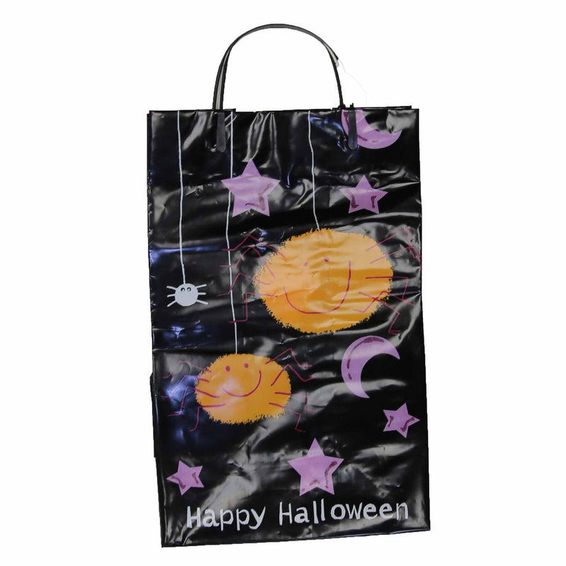 Happy Halloween Gift Bag - Spiders & Stars