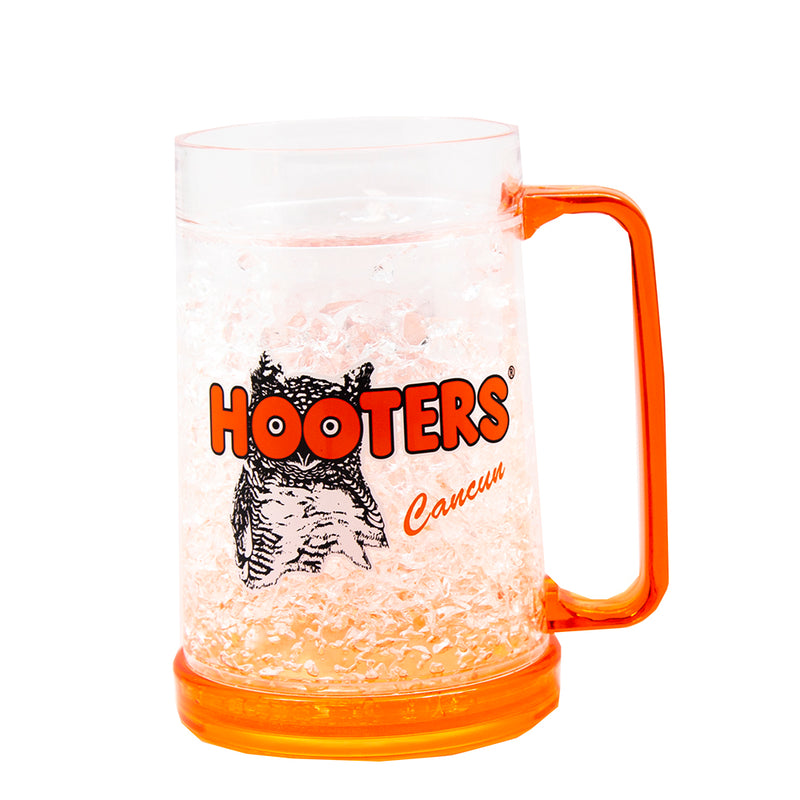 Hooters Freezer Mug - Cancun