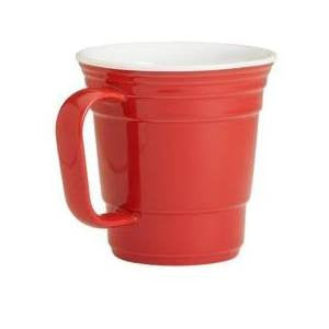 Red Cup Living 12 oz Coffee Mug - Red