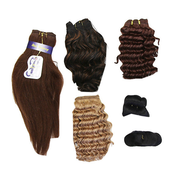 Hair Extensions (High Quality) - Assorted