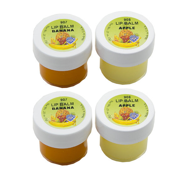 Assorted Lip Balm  .25oz