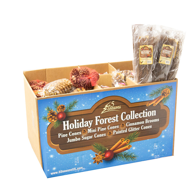 Holiday Forest Collection 85 Pc Display - Scents