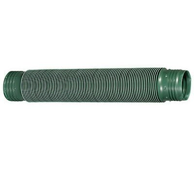 Flex A Spout System - Green Downspout Extension 78""