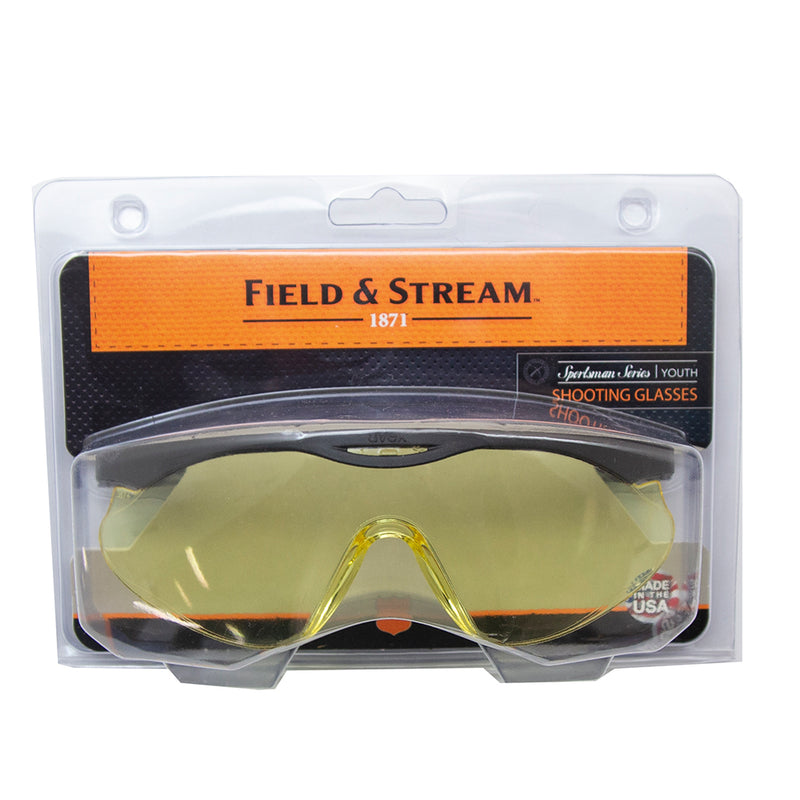 Field & Stream Youth Shooting Glasses