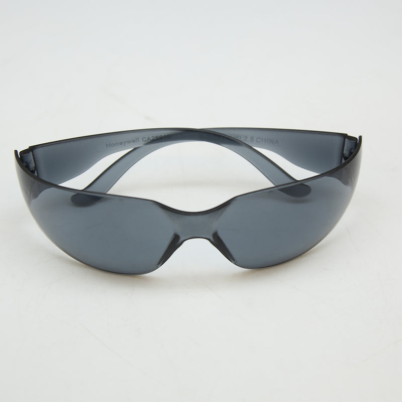 Sperian Uvex XV108 Series Safety Glasses (Grey Frosted Frame / Grey Lens)