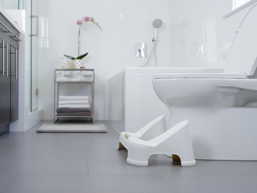 TURBO™ Toilet Footstool Toilet Step Stool