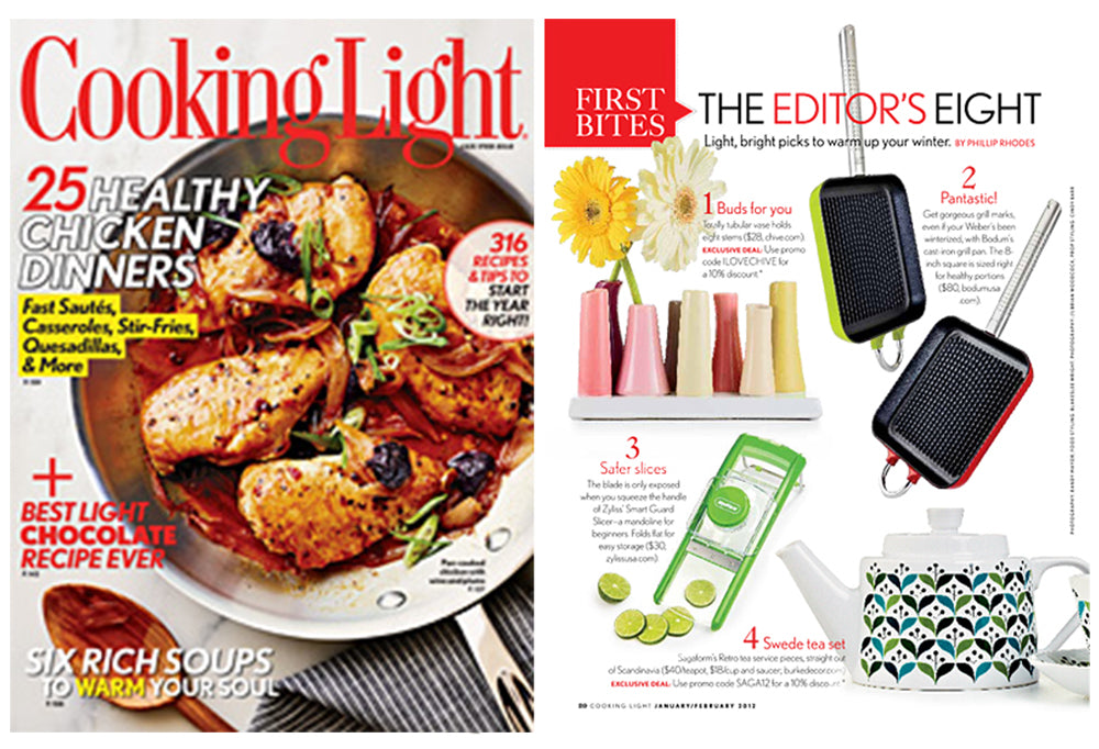 Cooking Light| Editor's Eight
