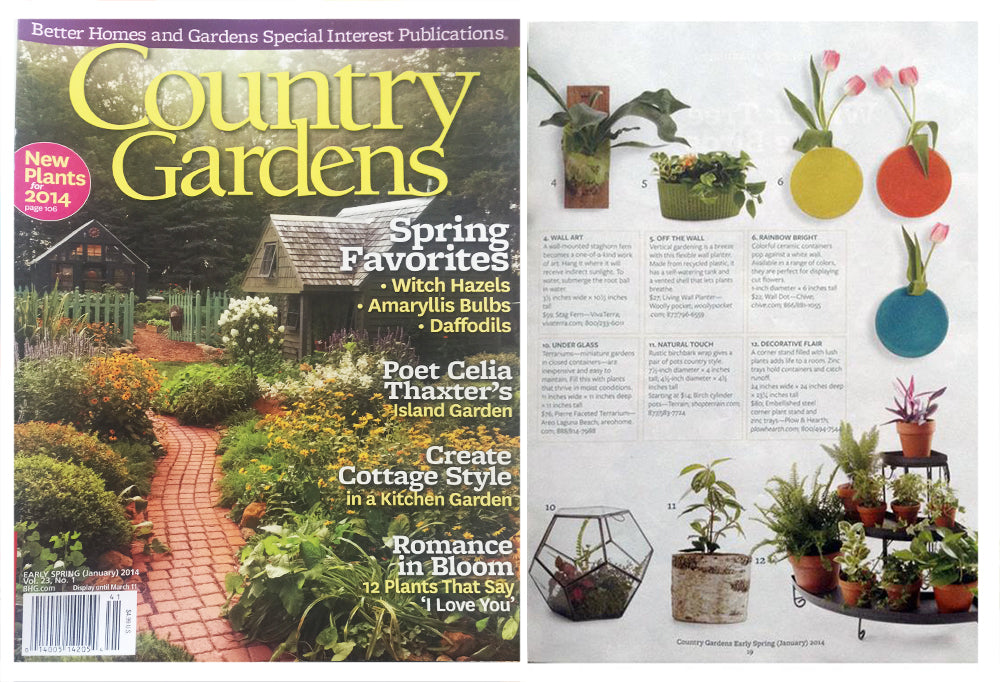 Country Garden | Early Spring Ideas