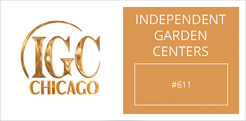 Independent Garden Show Chicago - Chive Showroom
