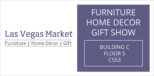 Las Vegas Market Gift Show - Chive Showroom