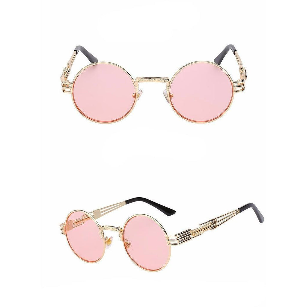 Gold/Rose Superfunk Sunglasses - kittbae