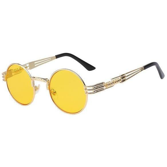 Yellow Superfunk Sunglasses