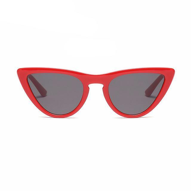 Lolita Sunglasses, Red - kittbae