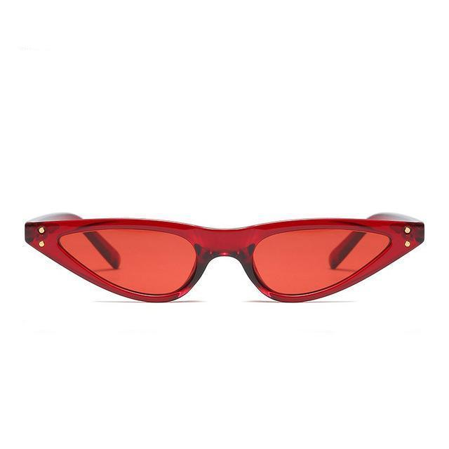 Red Nova Sunglasses