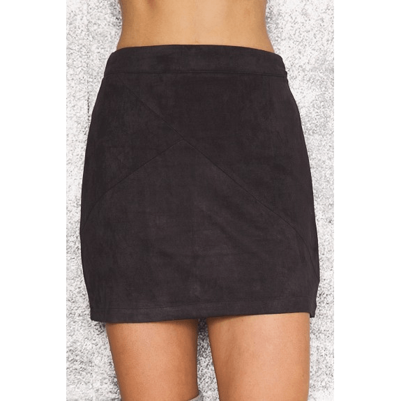 Misha Skirt, Black - kittbae