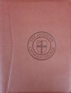 ACC Leather Binder