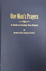 One Man's Prayers