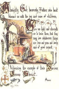 A Prayer for the Care of Children