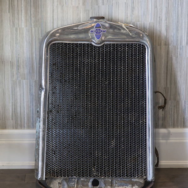 Vintage Chevrolet Grill