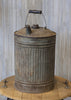 Vintage Large Gas Container