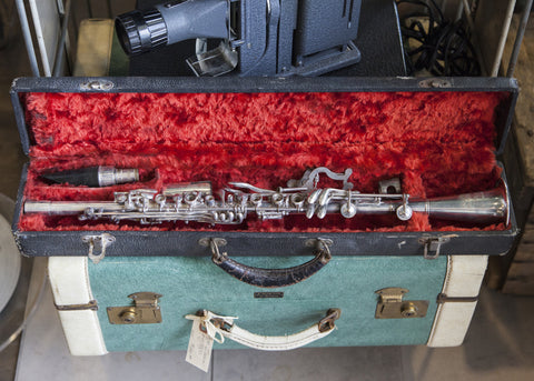 Vintage West Pointer Clarinet