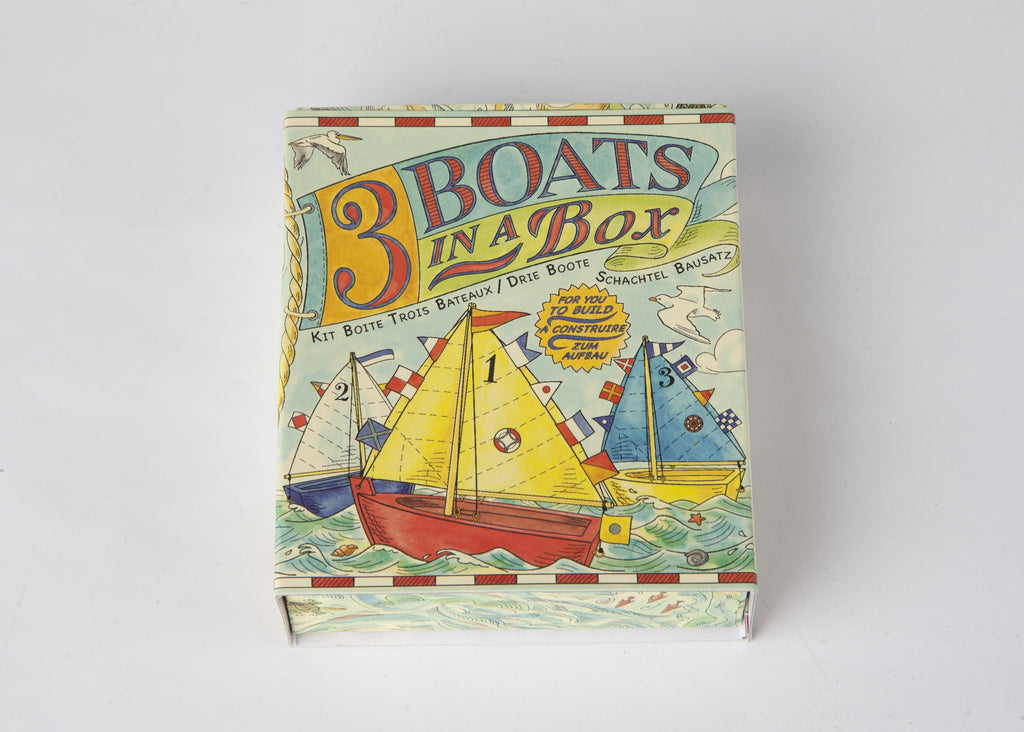 3 Boats in a Box