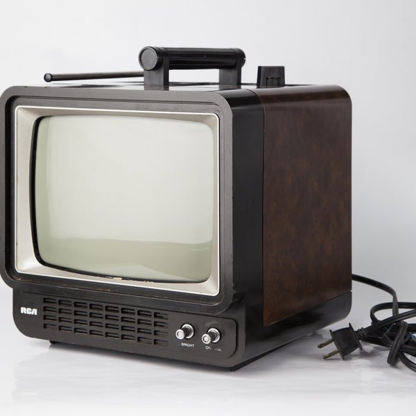 Vintage RCA Small TV