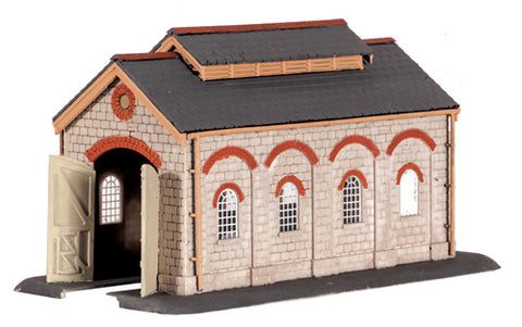 Ratio 203 N Gauge Engine Shed Kit