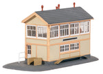 Ratio 223 N Gauge GWR Wooden Signal Box Kit