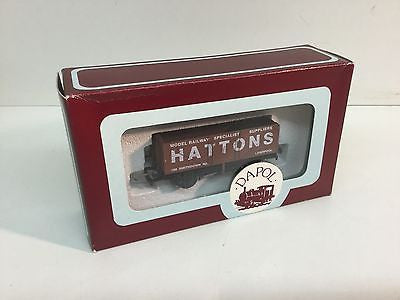 Dapol/Hattons OO Gauge 7 Plank Wagon - SPECIAL EDITION