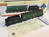 Hornby R2685 OO Gauge BR 1948 Nationalisation West Country Class 34006 Bude