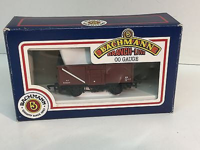 Bachmann 33-750 OO Gauge 16t Steel Mineral Wagon BR Brown