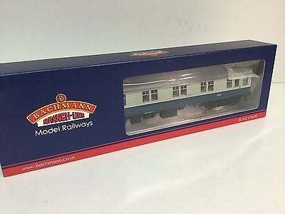 Bachmann 39-503 OO Gauge BR Mk 1 Sleeping Car Second Class Blue/Grey E2575