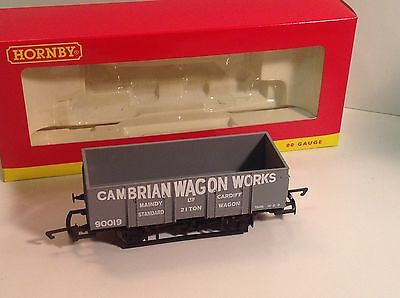Hornby R6586 OO Gauge 21t Wagon Cambrian Wagon Works