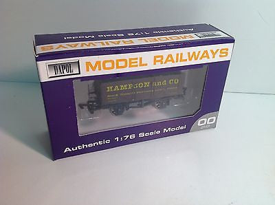 Dapol OO Gauge 7 Plank Open Hampson & Co LIMITED EDITION
