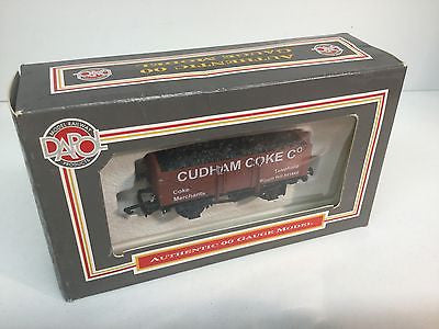 Dapol/MRE Magazine OO Gauge 5 Plank Wagon Cudham Coke Co, Biggin Hill - Ltd Ed