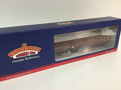 Bachmann 39-500 OO Gauge BR Mk 1 Sleeping Car First Class Maroon M2002
