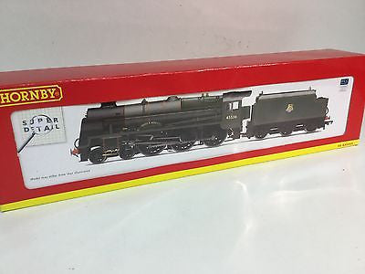 Hornby R2726 OO Gauge BR Patriot Class 45536 Private W Wood VC BR Green