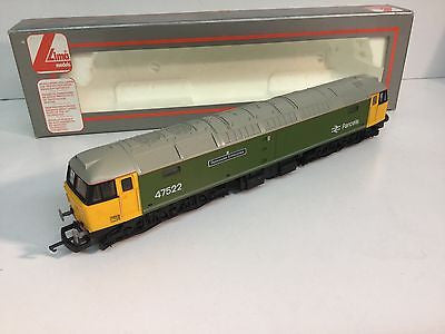Lima 205042 Class 47 No 47522 Doncaster Enterprise LNER Parcels Green