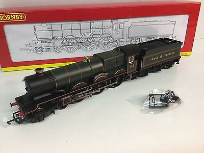 Hornby R2119 OO Gauge GWR King Class 6014 King Henry VII GWR Green