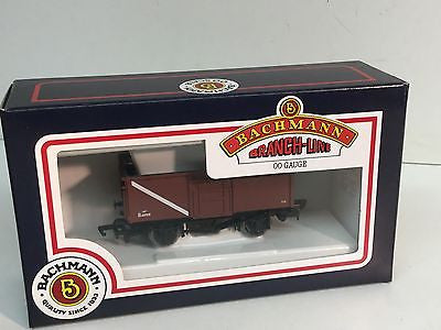 Bachmann 33-750B OO Gauge 16t Steel Mineral Wagon BR Brown