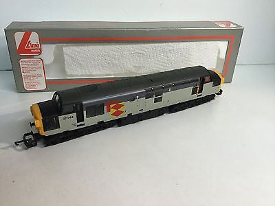 Lima 204985 Class 37 No 37063 Distribution Sector Livery (Ex-Set)
